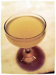 Cocktail Friday: Dutch Revival