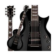 ESP LTD EC-330 Eclipse Electric Guitar.