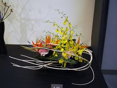 Kyoto Ikebana Exhibition | Flickr : partage de photos !