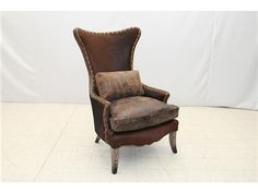 Shop for Old Hickory Tannery Wing Chair, 4146-01, and other Living Room Chairs at High Country Furniture & Design in Waynesville, NC - North Carolina. 1 Blend Down Cushion. Loose Seat. Tight Back.