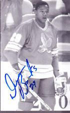 Darren Banks Salt Lake Golden Eagles | BRAD SHAW Autographed Photo IHL Salt Lake Golden Eagles