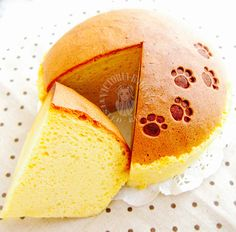 condense milk cotton cake ~ highly recommended 炼奶棉花蛋糕 ~强推