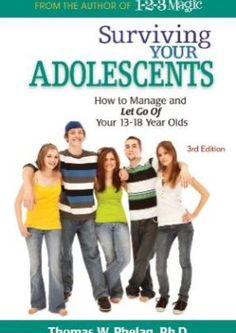 Surviving Your Adolescents with Dr Thomas Phelan (Radio podcast).