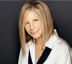 Barbra - great singing voice, now if you could just keep her mouth shut with words!