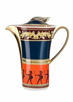 Iconic Heroes Coffee-pot--Versace