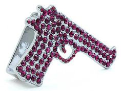 gun ring from Jewelry by Donna