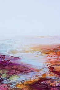 Alicia Tormey Encaustic Art Portfolio of Alicia Tormey Abstract Painters, Abstract Art, Wax Art, Landscape Artwork, Encaustic Painting, Art Portfolio, Texture, Art Blog, Mixed Media