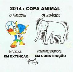 2014 - Uma Copa Animal