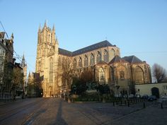 St Bavo's Cathedral, Ghent - Belgium