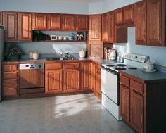 How to Clean Kitchen Cabinets With Vinegar | eHow.com