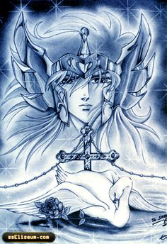 Saint Seiya - Cygnus Hyoga