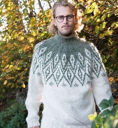 Hislender genser - A Knit Story Men Sweater, Beige, Knitting, Sweaters, Fashion, Threading, Moda, Tricot, Breien