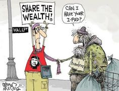 Share the wealth!