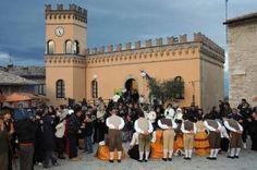 A Giano dell'Umbria si conclude il mese dell'olio con la tradizionale Festa della Frasca – foto