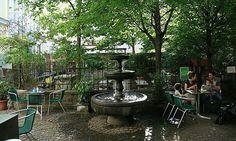 Die schönsten Schanigärten von Wien: Tobman