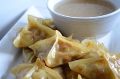 Use veggies of your choice for these Asian Dumplings