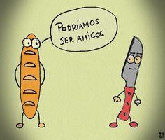 NOR-ART-Creating: Ser amigos.