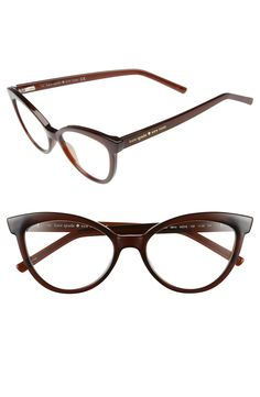 eac57b0fa13 Crushing on these cat eye reading glasses by Kate Spade for a bold