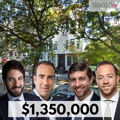 IMAGE: Marvin M. Azrak Victor M. Azrak Brian Davila and Steve Reynolds ADDRESS: 1473 Bushwick Avenue  CITY: New York MARKET: Brooklyn ASSET TYPE: Multi-family PRICE: $1350000 SF: 4825 sf PPSF: $280 SELLER: Jeannette Jackson BUYER: Victor M. Azrak and Marvin M. Azrak BROKER:  Bestreich Realty Group: Steve Reynolds and Brian Davila  DATE: 03/08/18 NOTE: Property was delivered with 3 vacant apartments