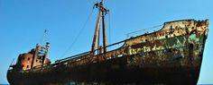 ghost-ship-Gytheio-panoramio-methysmena chromata #checkin #trivago