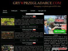 Gry przeglądarkowe - Katalog Stron - Najmocniejszy Polski Seo Katalog - Netbe http://netbe.pl/rozrywka,i,hobby/gry,przegladarkowe,s,670/