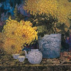 Chen Huimin 陈慧敏 (b.1943) —  (800×800)