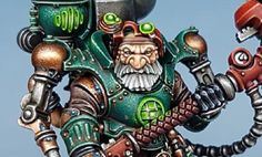 There are several different races of dwarves some of them run around with no armor like berserkers and others love to build all sorts of contraptions!  Read More  The post Building All Sorts of Contraptions: Army Of One appeared first on Spikey Bits .