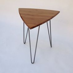 Image result for triangle table side