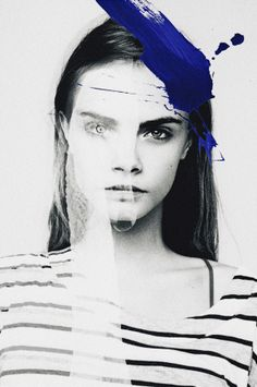 Royal Blue by Bernhard Handick, via Behance