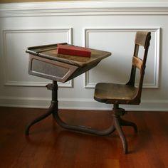 old schooldesk decor - Google 検索
