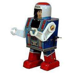 c.1963 Daiya, N.A.S.A. Astro Captain Robot