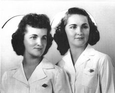 My genealogy in the Nursing profession.  I am standing on the shoulders of giants! Blog post: http://janicembell.com/2016/05/international-nurses-day-may-12-my-genealogy/