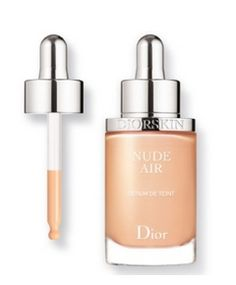Diorskin Nude Air Sérum foundation <3 best foundation I've ever tried!!