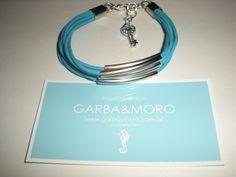 light blue GALVIA bracelet  http://www.etsy.com/shop/GARBAMORO