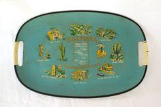 Modern Arizona Souvenir Tray by frommyparentsgarage on Etsy, $10.00