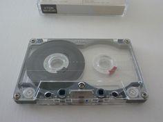 TDK MA-XG 90 Metal Rahmen Cassette Kassette Typ IV 1985-1989 High-End 1 Stück