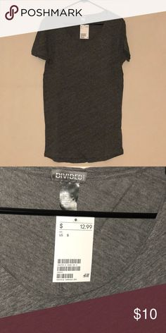 5351c2af2e Gray Pocket T Soft material - never been worn. Still in the packaging. H M.  Poshmark