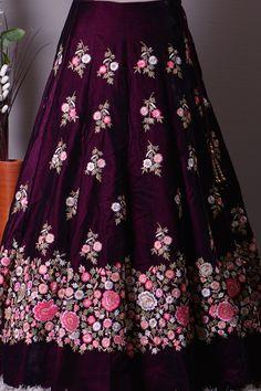 Bridal Lehenga Collection, Girls Frock Design, Frocks For Girls, Salwar Kameez, Floral, Skirts, Outfits, Dresses, Fashion