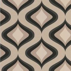 tapete orange beige braun uhren retro uhr fine decor fd31047 papier pinterest d cor r tro. Black Bedroom Furniture Sets. Home Design Ideas