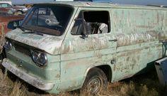 Chevrolet Corvair  van
