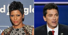 Tamron Hall absolutely destroyed Scott Baio for tweeting a meme that seemingly called Hillary Clinton the 'c-word' and other offensive tweets in a new interview — watch