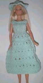 brides maid dress- free pattern
