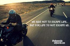 Don't let life escape you