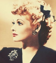 Lucille Ball beauty