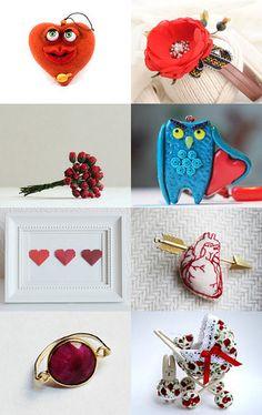 Valentine's mood by Biznes woomen Belozerova on Etsy--Pinned with TreasuryPin.com