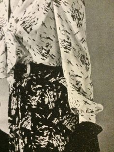 Jay thorpe/bianchini freedom of speech ensemble, 1943. Pic from vogue ad.