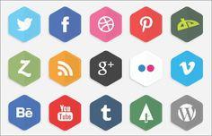 Vous voulez installer des boutons vers Facebook, Twitter ou d'autres réseaux sociaux dans la sidebar de votre blog WordPress ? Voici comment faire ! #tuto #icones #wordpress