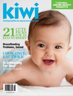 Kiwi Magazine just $5.99/year