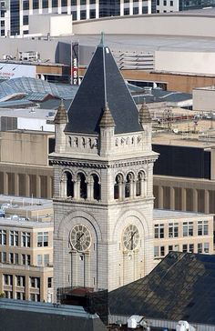 Post Office Tower, Washington DC. : ring of 10 bells