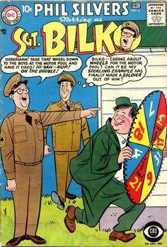 Sgt. Bilko DC Comics